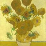 Vase avec quinze tournesols (Arles, août 1888)
