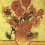 Vase avec quinze tournesols (Arles, janvier 1889)